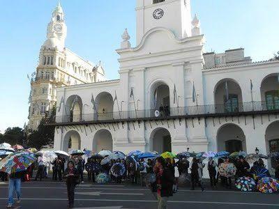 «Paraguas del Cabildo en el Bicentenario» - Año 2011