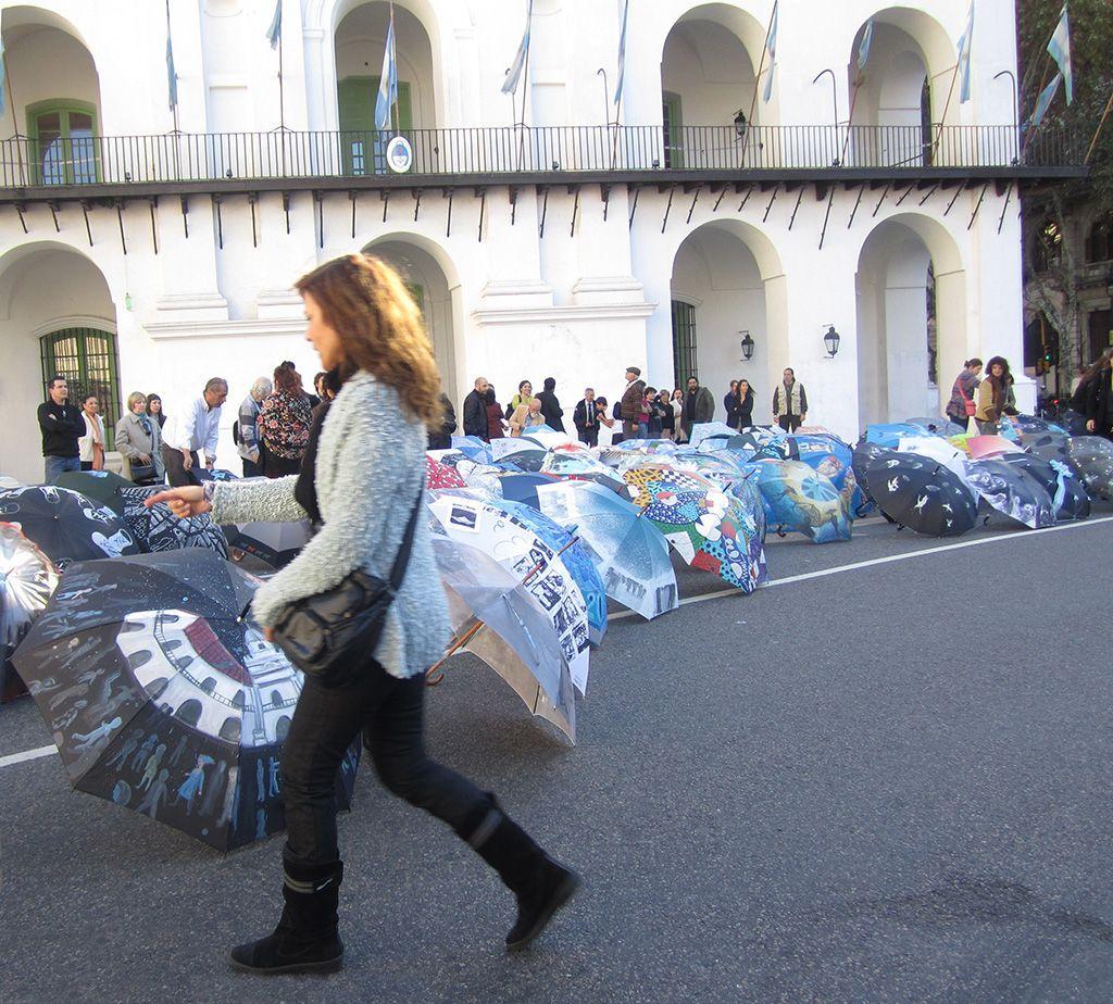 «Paraguas del Cabildo en el Bicentenario» Año 2011