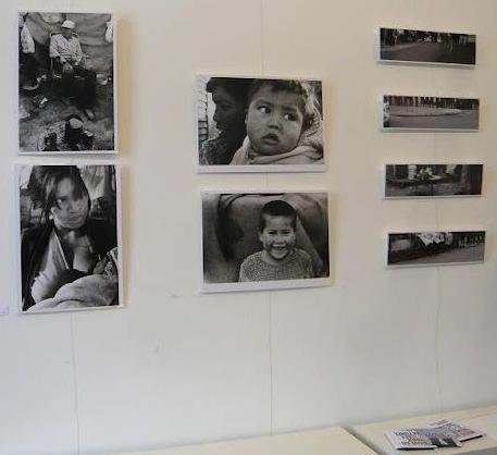 LUCIA TORRES y VIVIANA ZABALETA «MIRADAS DISONANTES» de «FOTOGRAFIA ARGENTINA CONTEMPORANEA» en Friburgo, Alemania; 2012