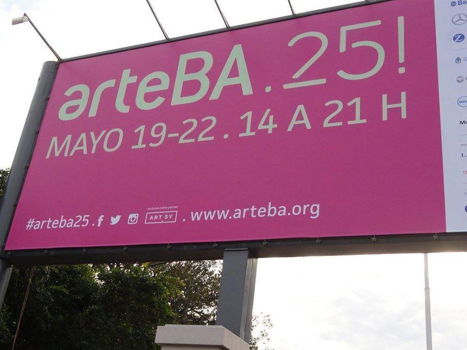 «arteBA.25!» Año 2016