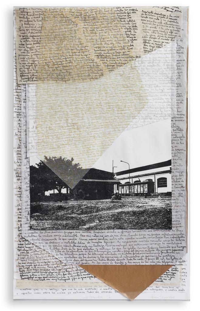 LUCIA TORRES «VIDA» 4 - Litografía 100x60x4cm - Año 2018