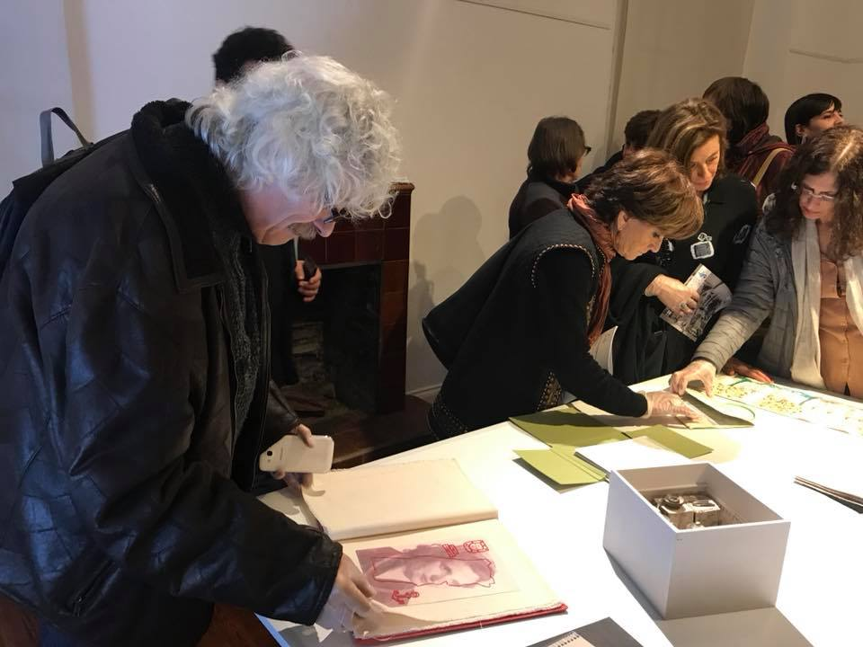III Bienal Libro de Artista / Museo Casa Carnacini 2018