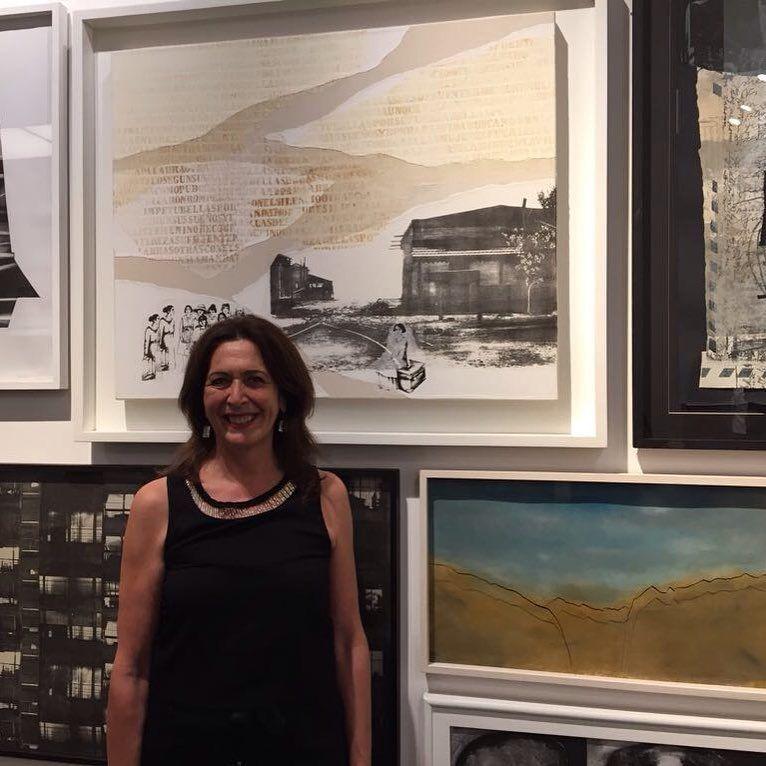 LUCIA TORRES «61 Salón de Artes Plásticas Manuel Belgrano» del Museo de Artes Plásticas Eduardo Sívori, 2016