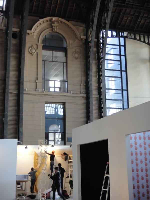 «Ch.ACO'11 Feria de Arte Contemporáneo - Centro Cultural Estación Mapocho» Santiago de Chile, 2011