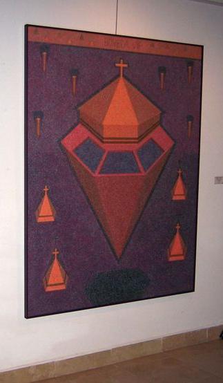 «XXXVIII Salón de Arte Sacro de Tandil» Año 2010