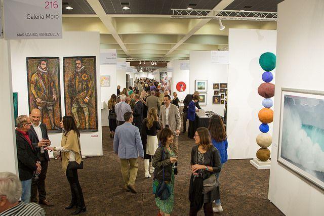 «Art Palm Springs 2017» Palm Spring Convention Center
