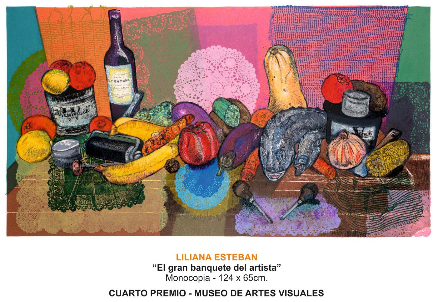 «X° Salón Anual Nacional Bicentenerio del Grabado», en el Museo Municipal de Artes Visuales de Urquiza, Concordia