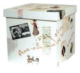 LUCIA TORRES «JUEGOS Y JUGUETES V» Caja A1 - 30x26,1cm - Museo de Arte «Eduardo Minnicelli» Año 2006