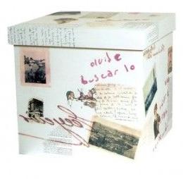 LUCIA TORRES «JUEGOS Y JUGUETES V» Caja C - 30x26,3cm - Museo de Arte «Eduardo Minnicelli» Año 2006