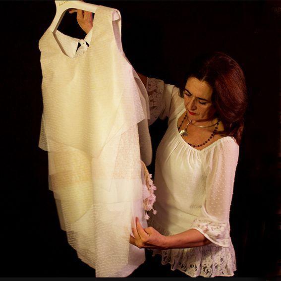 LUCIA TORRES en «Piel de papel» en el Museo Lucy Mattos, 2017