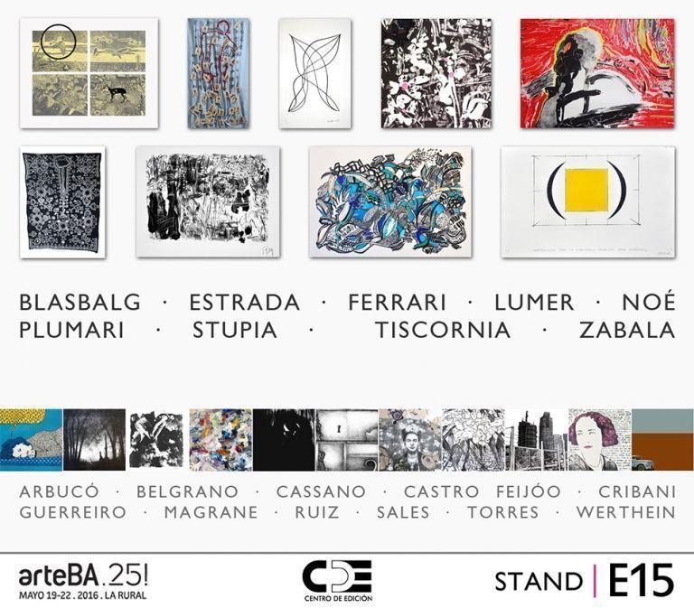LUCIA TORRES «arteBA.25!» Año 2016