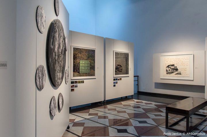 «Otras tramas entre la ruta de tus pasos NATURALEZA Y URBANISMO» del «GRUPO 5» Erman-Leiva-Torres-Blasbalg, en el Museo Banco Provincia de Buenos Aires