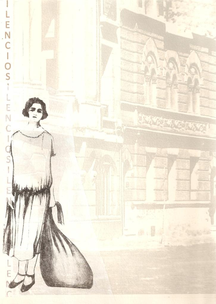 LUCIA TORRES «Migrante» 6 - Litografía en Poliester print - Año 2013