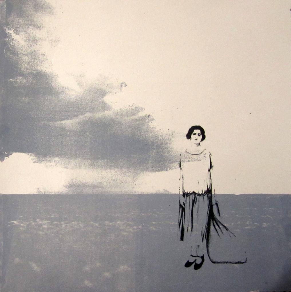 LUCIA TORRES «Migrante» 8 - Litografía en Poliester print 30x30cm - Año 2013