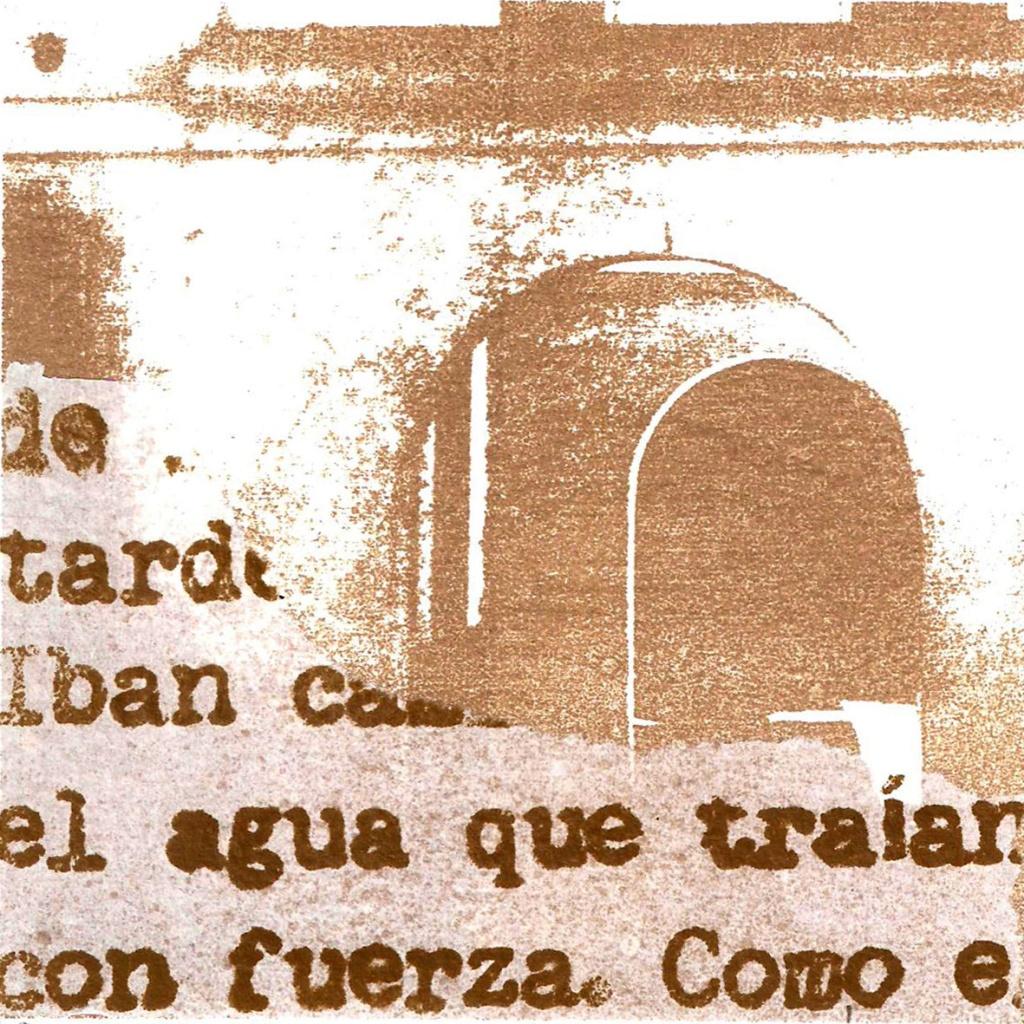 LUCIA TORRES «MIGRANTE» 131 - Litografía, Litopoliester 10x10cm - Año 2015