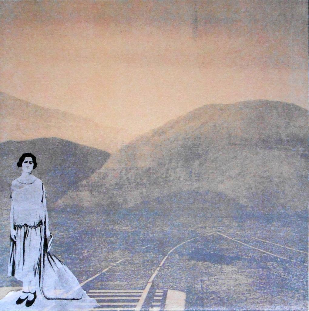 LUCIA TORRES «Migrante» 64 - Litografía en Poliester, Giclee 30x30cm - Año 2013