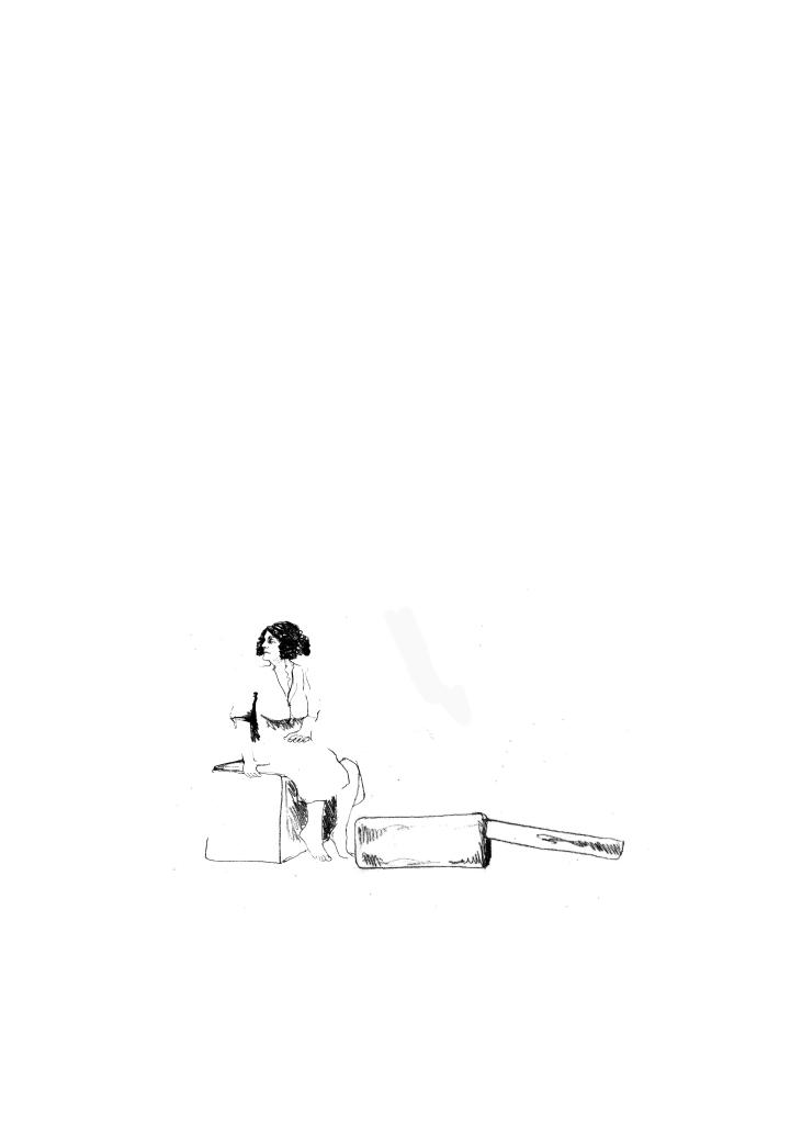 LUCIA TORRES «MIGRANTE» 78 - Litografía 70x50cm - Año 2014