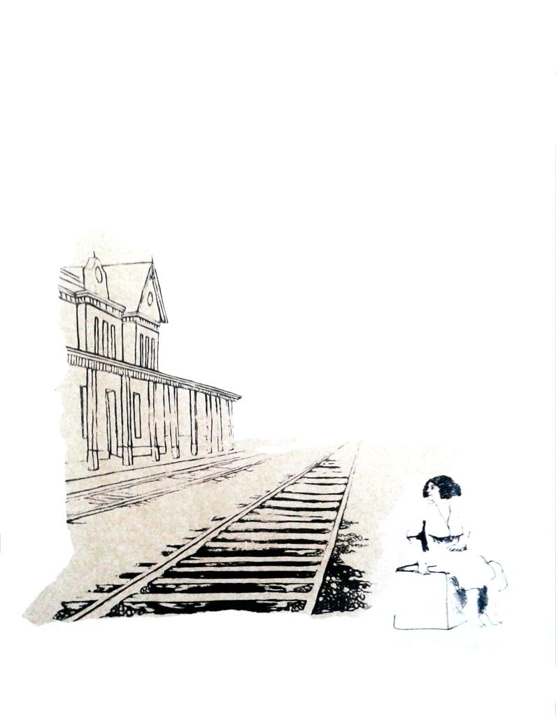 LUCIA TORRES «MIGRANTE» 80 - Litografía 70x50cm - Año 2014