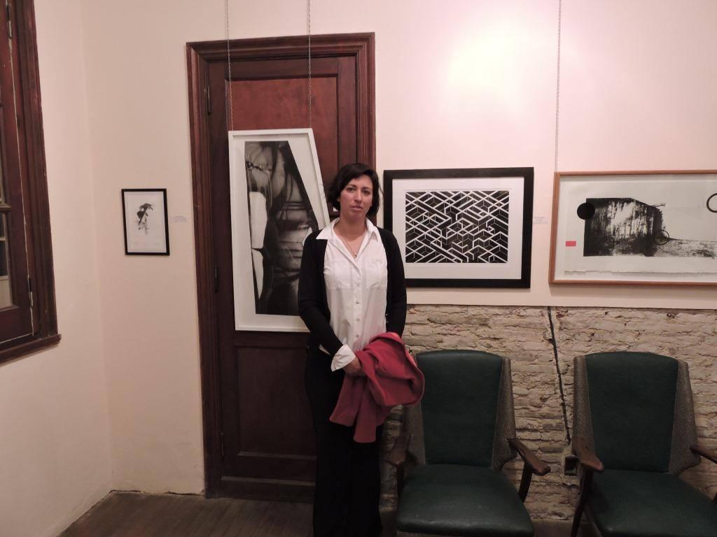 «XVI SALON NACIONAL DE ENTRE RÍOS - GRABADO 2015» en el Museo Provincial de dibujo y grabado «Artemio Alisio», Concepción del Uruguay, Entre Ríos