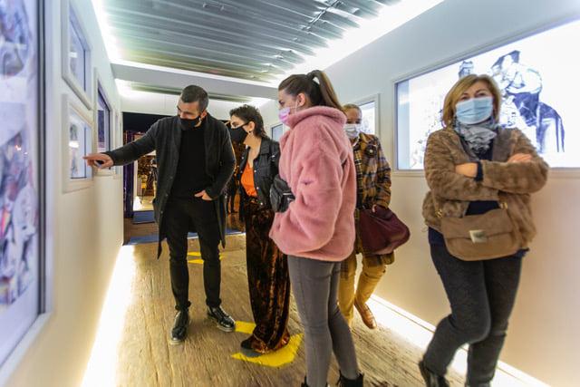 «FIG BILBAO 2020» Festival Internacional de Grabado y Arte sobre Papel, GalleryLabs, Bilbao - España