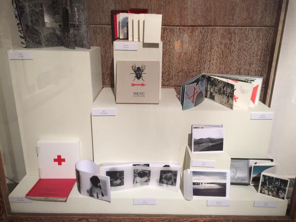 «4+4 Libros de Artista» Rosario + Buenos Aires - Año 2015