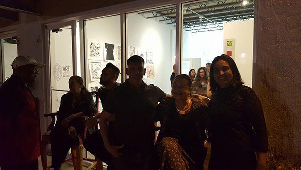 LUCIA TORRES «Printing Women / Mujeres que imprimen» Miami, 2017