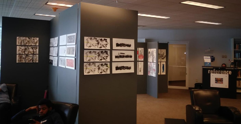 «STORIES PRINTED / HISTORIAS GRÁFICAS» Centro de Edición, en North Miami Public Library
