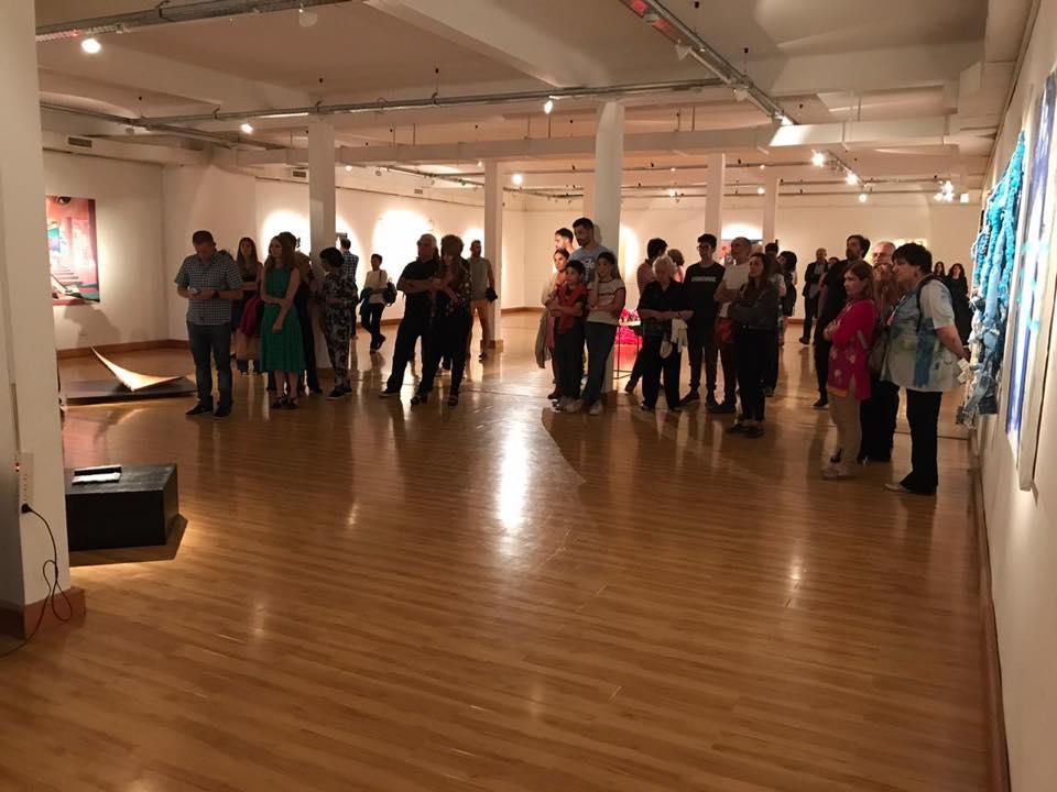 «XV Salón de Artes Visuales» Junín 2019, MACA - Museo de Arte Contemporáneo Argentino