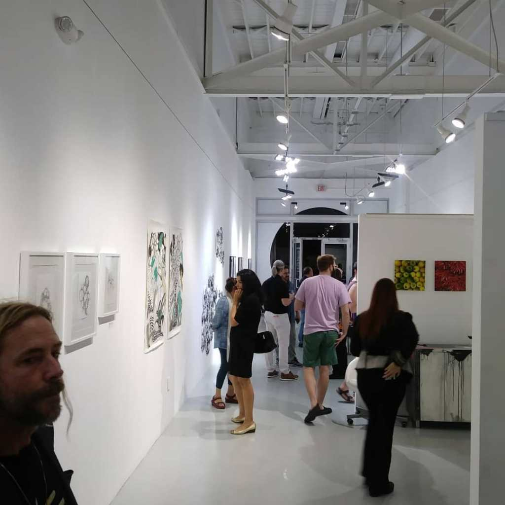 «PAPER and PRINT» en «LIRA ART GALLERY» en Miami