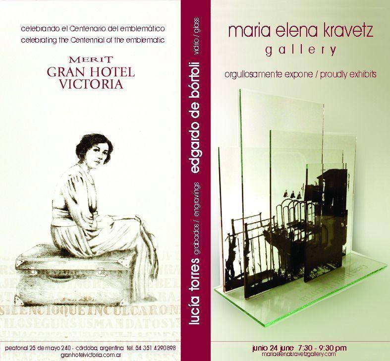 «Centenario» en el Merit Gran Hotel Victoria con LUCÍA TORRES y EDGARDO DE BÓRTOLI en Córdoba