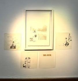 LUCIA TORRES «NATURALEZA Y URBANISMO» en el «Centro Cultural Ing. Eugenio Flavio Virla» con GRUPO5, en