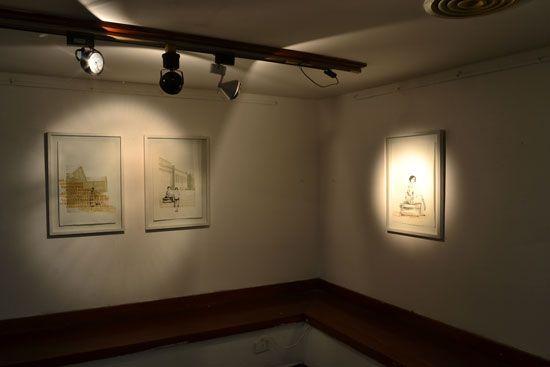 LUCIA TORRES «NATURALEZA Y URBANISMO» en el «Centro Cultural Ing. Eugenio Flavio Virla» con GRUPO5, en San Miguel de Tucumán