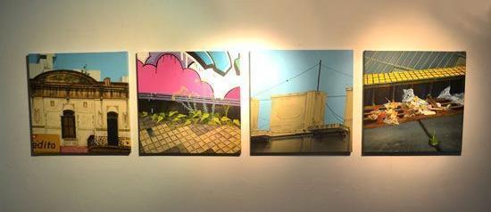 «NATURALEZA Y URBANISMO» en el «Centro Cultural Ing. Eugenio Flavio Virla» con GRUPO5, en San Miguel de Tucumán