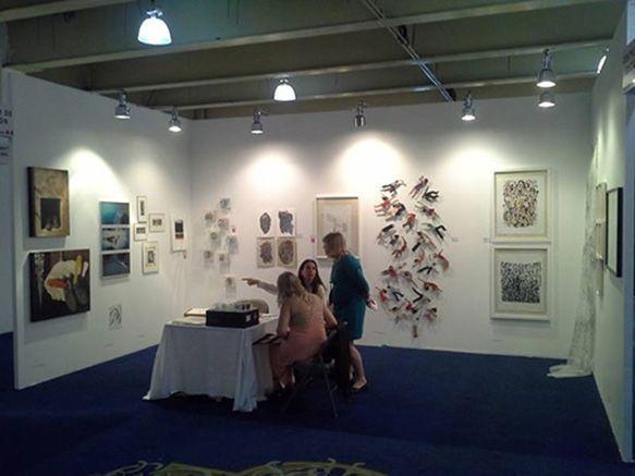 Centro de Edición «Affordable Art Fair México», EXPO REFORMA en México DF, 2013