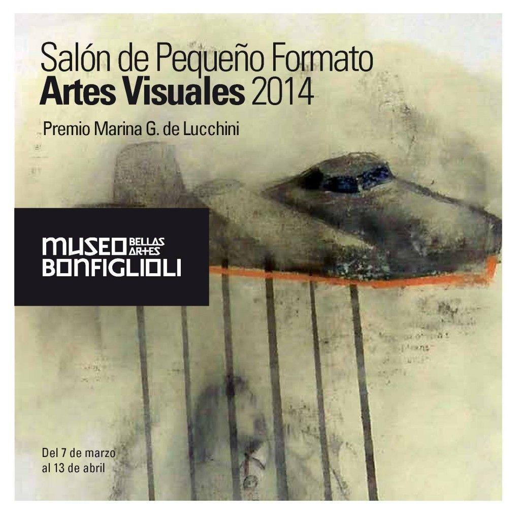«Salón de Pequeño Formato - ARTES VISUALES 2014» en el Museo Bellas Artes Bonfiglioli en Villa María, Córdoba