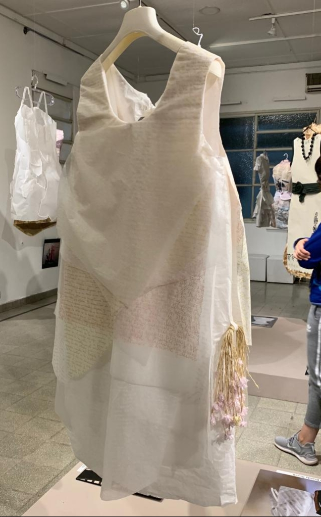 LUCIA TORRES con «PIEL DE PAPEL» en el Museo MuBal