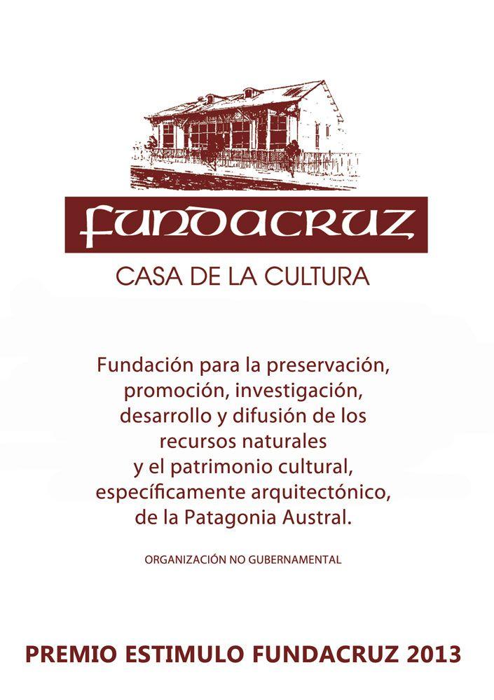 «PREMIO ESTÍMULO de FUNDACRUZ» en Río Gallegos, Santa Cruz