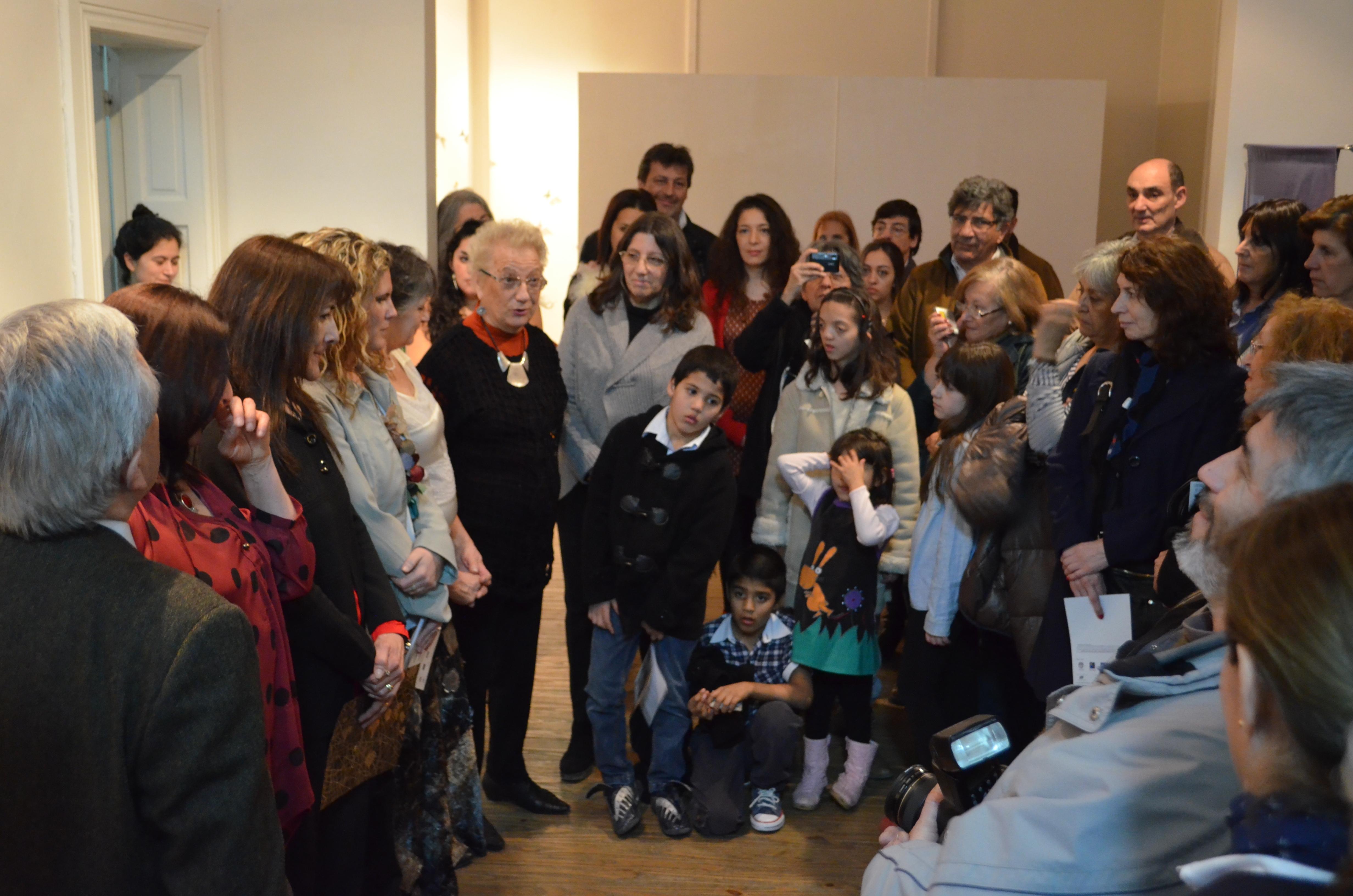 «NATURALEZA Y URBANISMO» con «GRUPO 5» en el Museo de Arte Eduardo Minnicelli, Río Gallegos