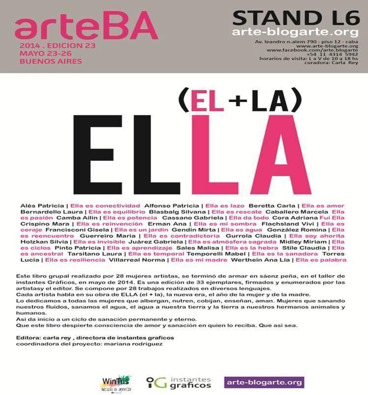 EL+LA «ArteBA» Edición 23 - 2014