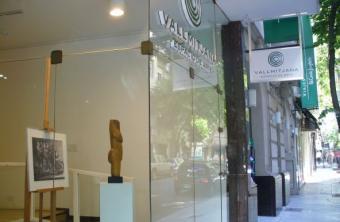«GRÁFICA HOY» de GRUPO5 en «VALLMITJANA Espacio de Arte» Buenos Aires