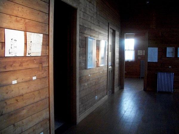 LUCIA TORRES «MIGRANTE» en FUNDACRUZ, Casa de la Cultura de Río Gallegos, Santa Cruz