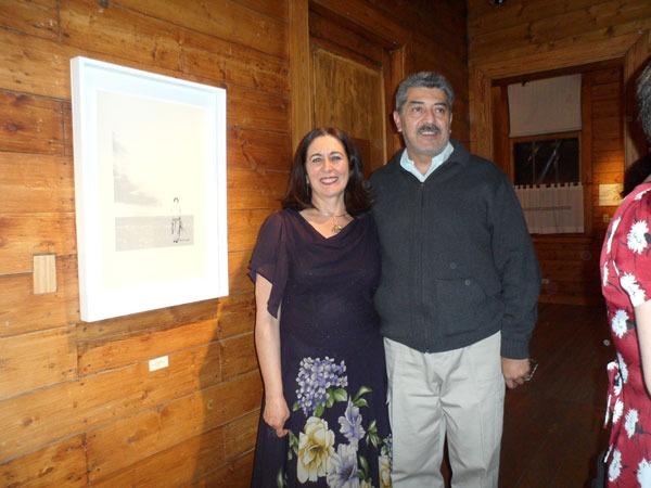 «MIGRANTE» en FUNDACRUZ, Casa de la Cultura de Río Gallegos, Santa Cruz