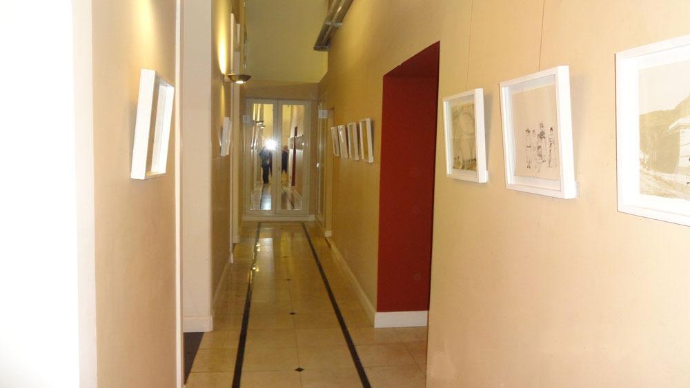LUCIA TORRES en el «Centenario» del Merit Gran Hotel Victoria en Córdoba