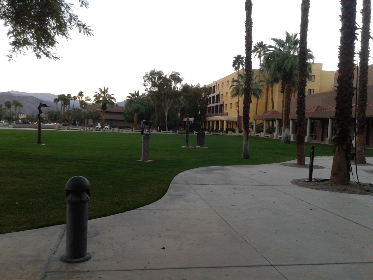 «FINE ART FAIR» Palm Springs 2015