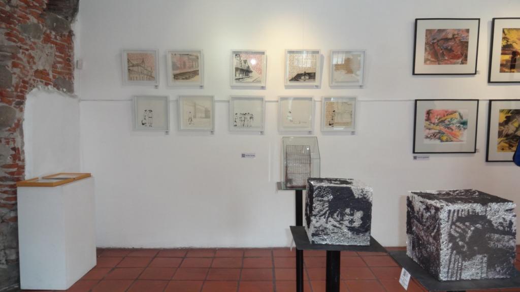 LUCIA TORRES «Mercado de Arte - Feria de Arte Contemporáneo - Aplicación 2015» 3° Edición en el Cabildo Histórico de Córdoba, Argentina