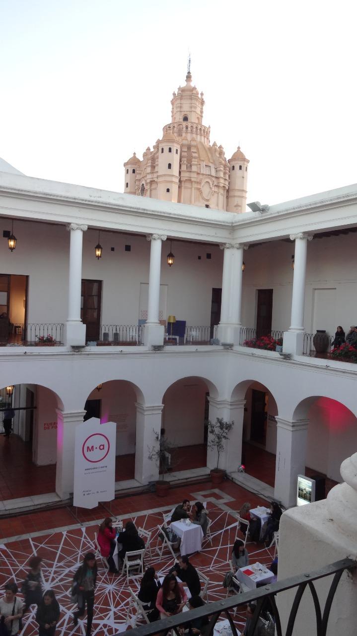 «Mercado de Arte - Feria de Arte Contemporáneo - Aplicación 2015» 3° Edición en el Cabildo Histórico de Córdoba, Argentina