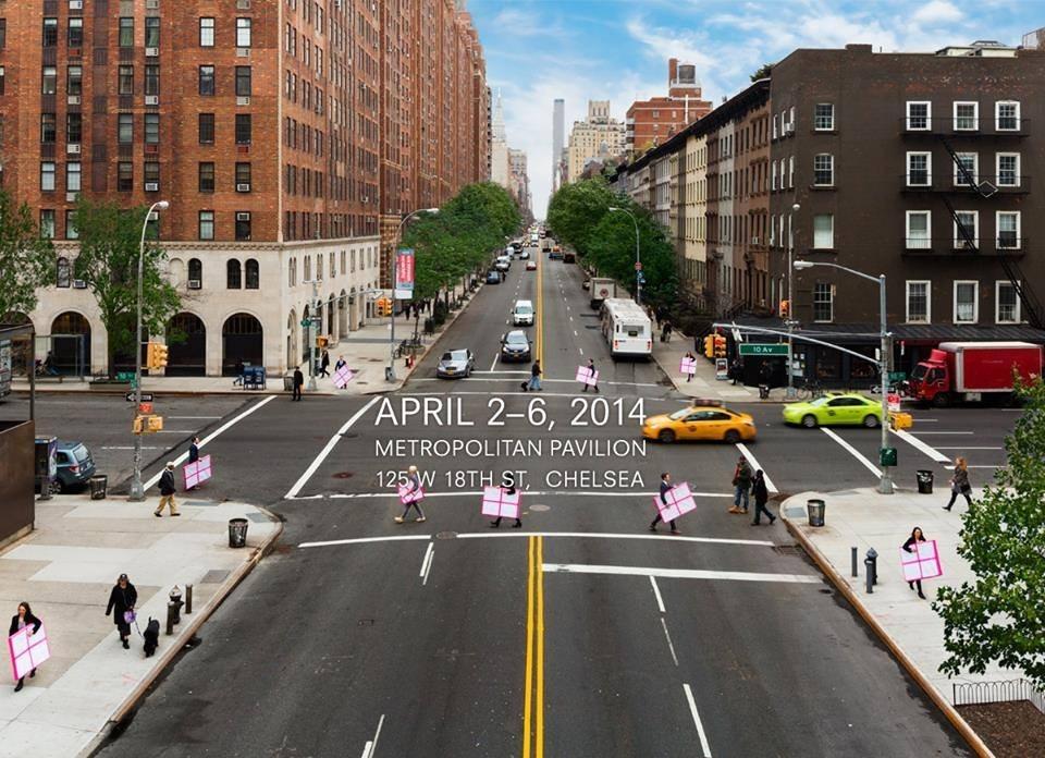 «Affordable Art Fair New York 2014» CDE Centro de Edición - Proyecto 27 Argentine Print