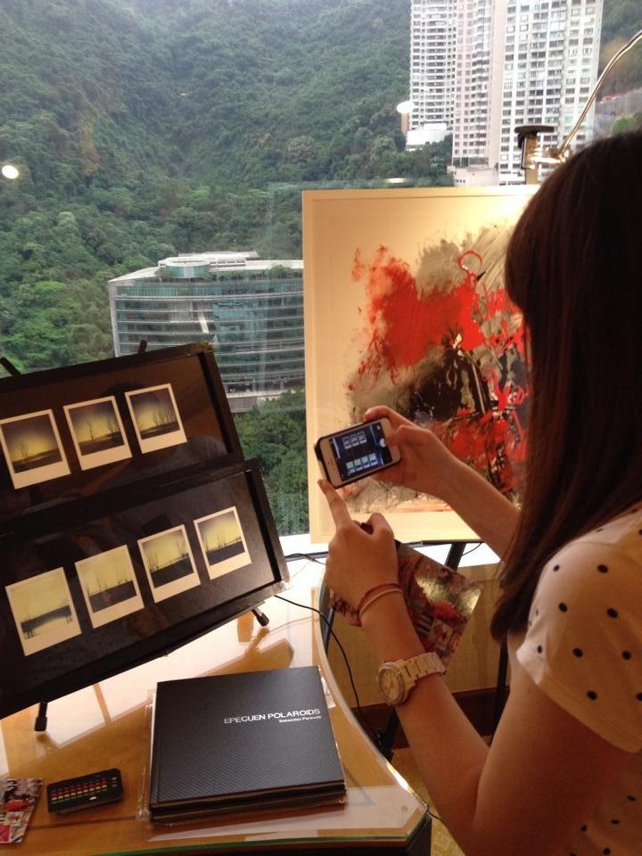 «Asia Contemporary Art Show» Hong Kong 2014, en el Conrad Hong Kong Pacific Place