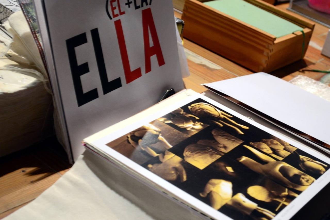 EL+LA Libros de Artista «ArteBA» Edición 23 - Año 2014