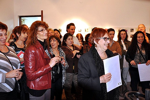 «MINIPRINT 2014 Argentina-Austria» Inauguración y entrega de Premios en CDE – Buenos Aires